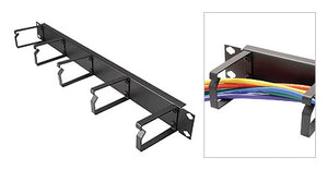 Horizontal Cable Management Bars - Deep Surplus