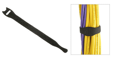 Velcro Cable Ties, 1/2
