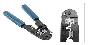 RJ11 & RJ12 Modular Crimping Tool For Telephone Plugs