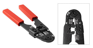 Modular Crimping Tool For RJ45 Plugs - Deep Surplus