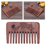 Beard Comb Pocket Size