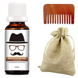 Beard Growth Beard Gift Kit