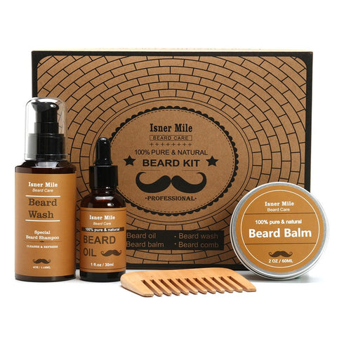 4Pcs/set Grooming Set