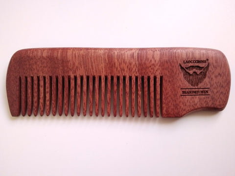 Handmade Red Comb