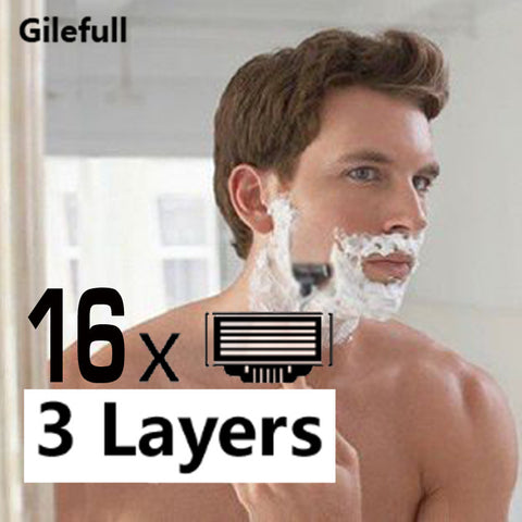 16pcs/lot High quality Razor Blades