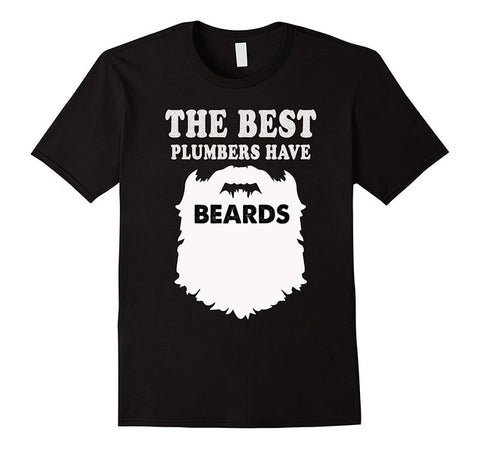 Bearded plumber T Shirt