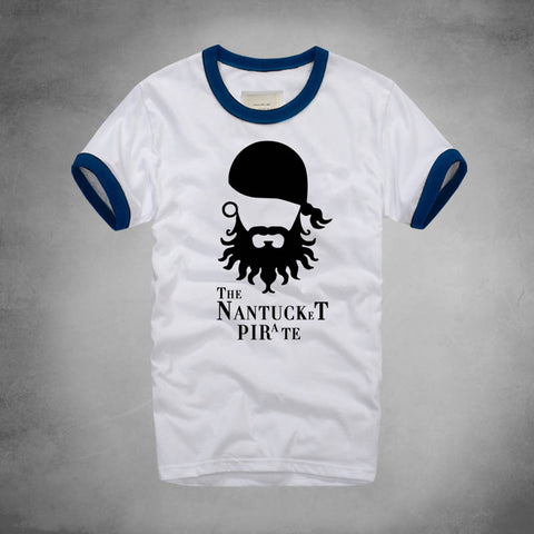 The Nantucket Pirate T Shirt