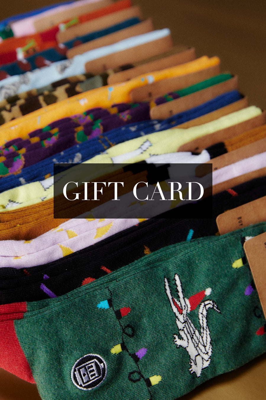 Bonfolk Socks Gift Card