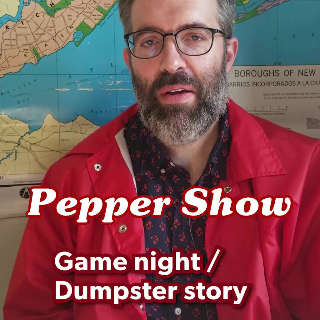 Game Night Dumpster Story