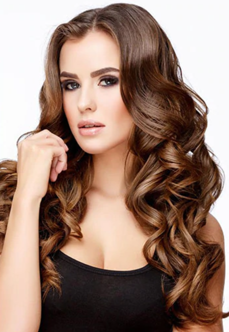 Image result for hair curling model