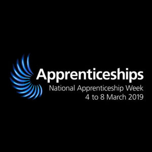 National Apprenticeship Week 4 to 8 March 2019