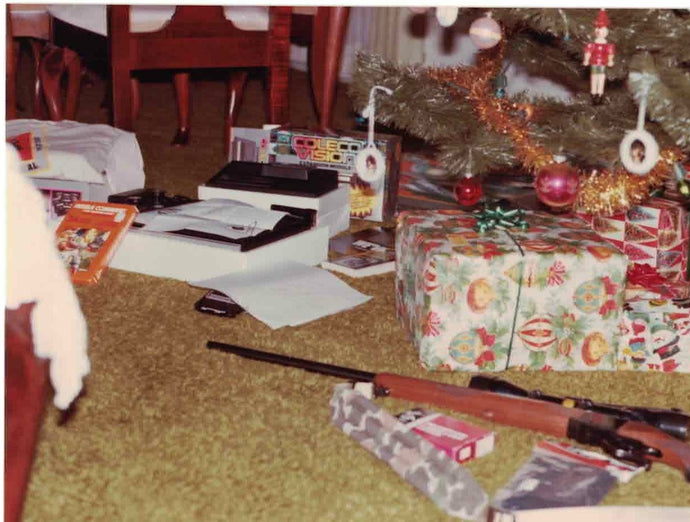 Christmas 1982 and my Red Ryder Surprise Gift