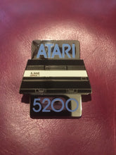 Load image into Gallery viewer, Atari 5200 Two Port Console Enamel Pin