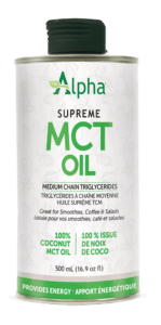 Supreme mct oil (500ml)