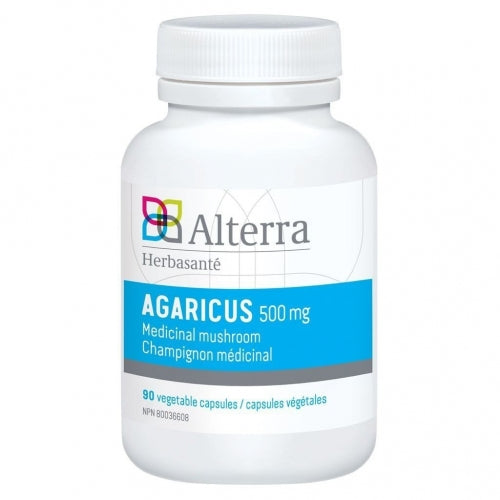 Agaricus 500mg (90 vcaps)