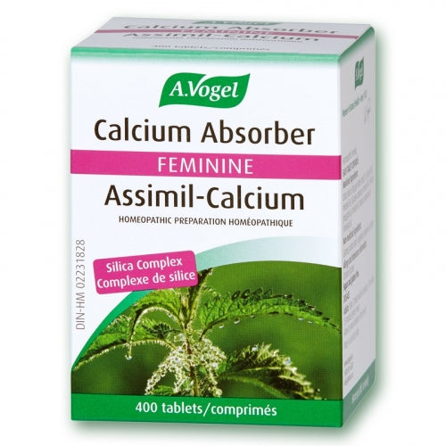 Assimil-calcium urticalcin® (400 cos)