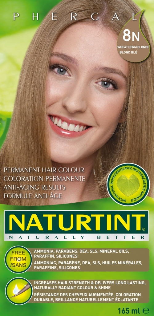 Coloration 8 n blond blé (170ml)