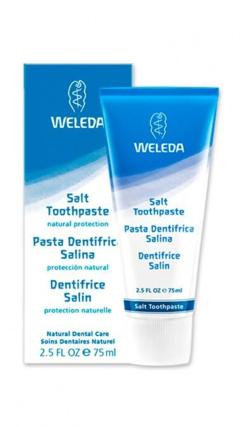 Pâte dentifrice saline (75ml)