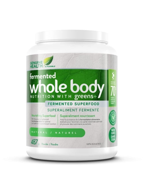 Greens+ whole body nutrition (487g)