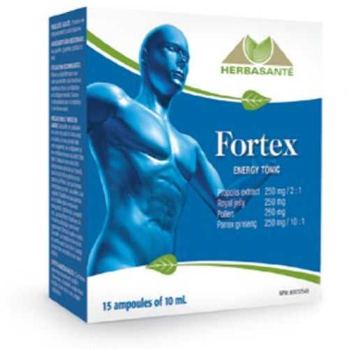 Fortex (15 ampoules de 10ml)