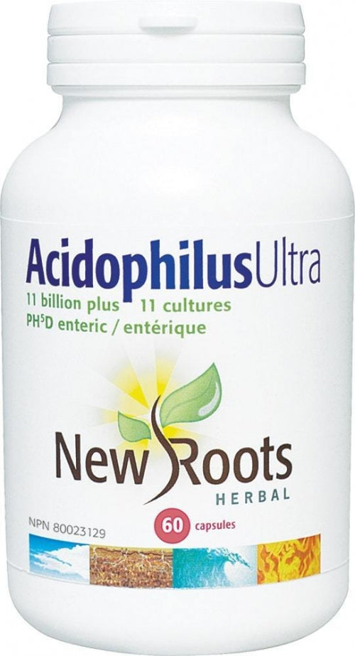 Acidophilus ultra ( 60 caps )