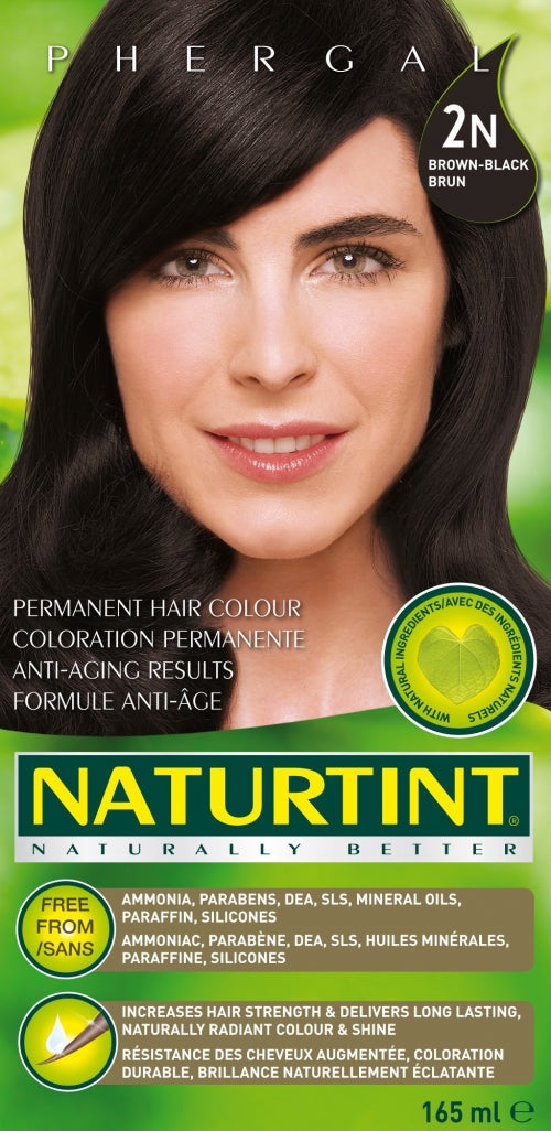 Coloration 2 n brun (170ml)
