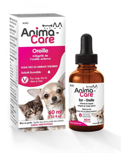 Anima-care oreille (60ml)