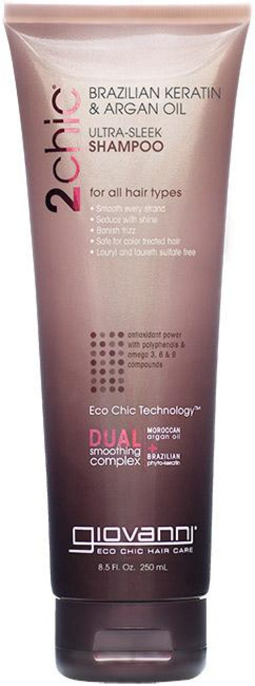Shampoing ultra-lisse (250ml)