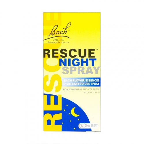 Fleur de bach-rescue night (20ml)