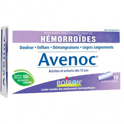 Avenoc (10 suppositoires)