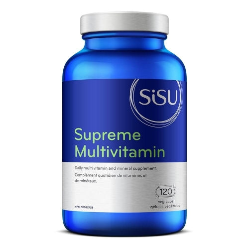 Supreme multivitamin avec fer (120 cos)