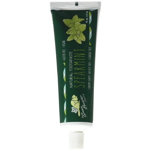 Dentifrice naturel menthe verte (75ml)