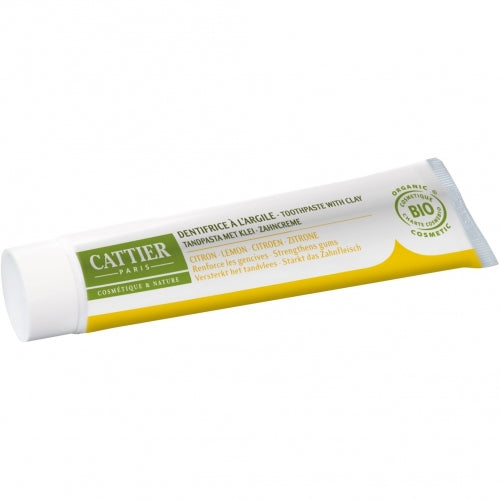 Dentifrice dentargile citron (75ml)