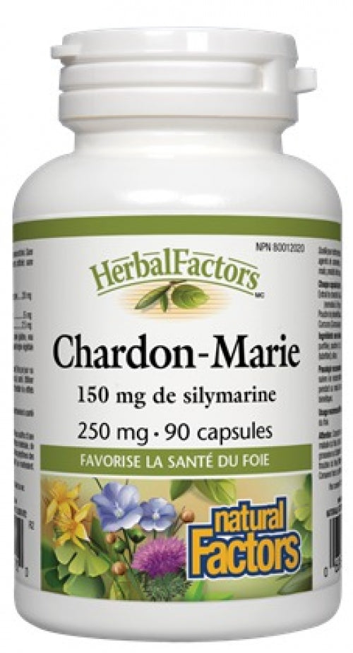 Chardon-marie 250mg (90 caps)