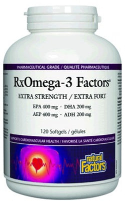 Rxomega-3 factors extra fort (150 gélules)