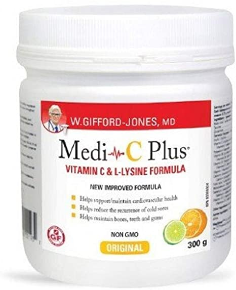 Medi c plus citrus (300g)