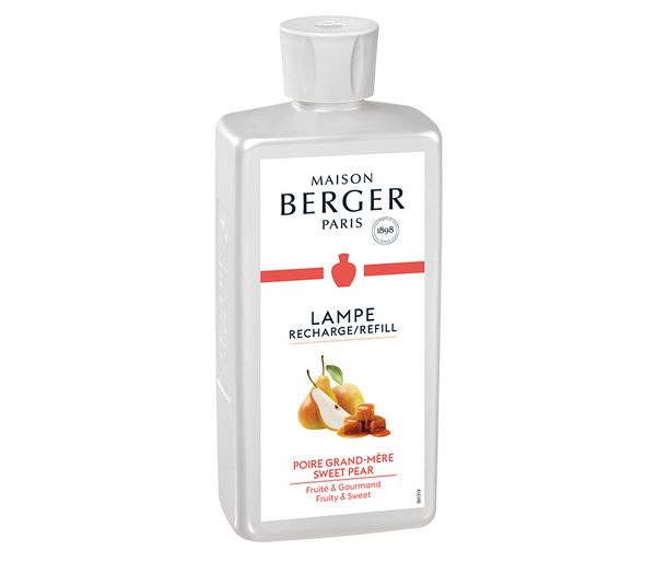 Lampe berger poire grand-mère (500ml)