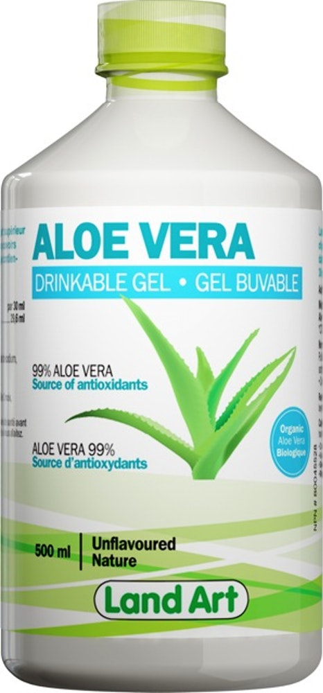 Aloe vera gel buvable nature (500ml)