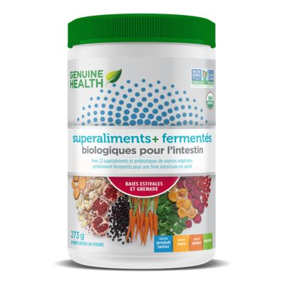 Superaliments + fermentés baies (273g)