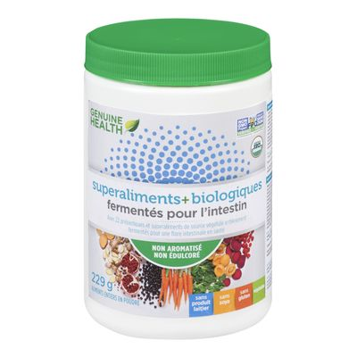 Superaliments + fermentés nature (229g)