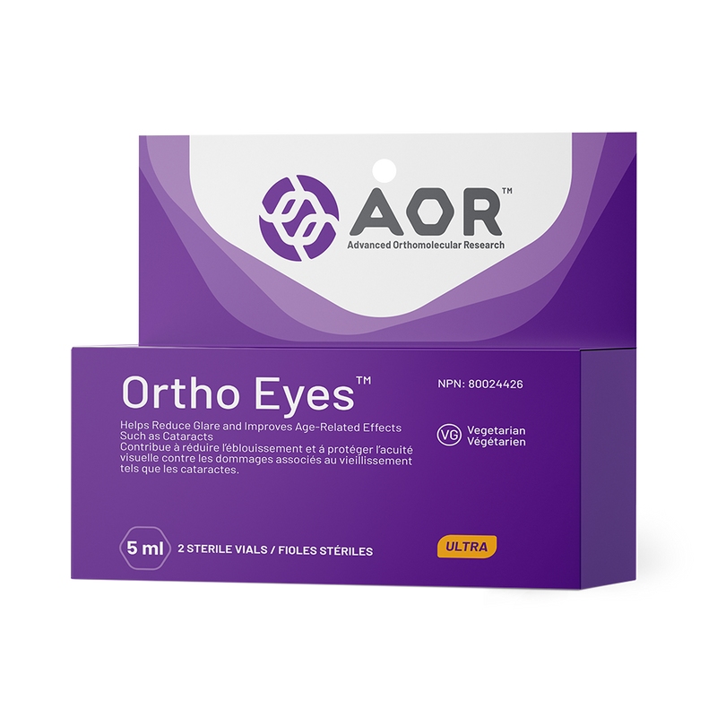 Ortho eyes (2 x 5ml fioles stériles)
