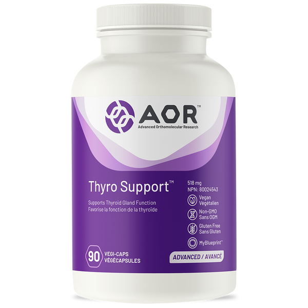 Thyro support 518mg (90 caps)