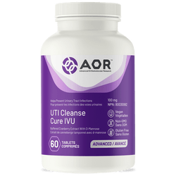 Uti cleans 100mg (60 comprimés)