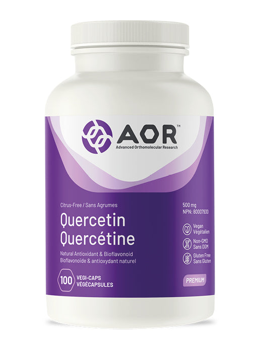 Quercetine 500mg (100 caps )
