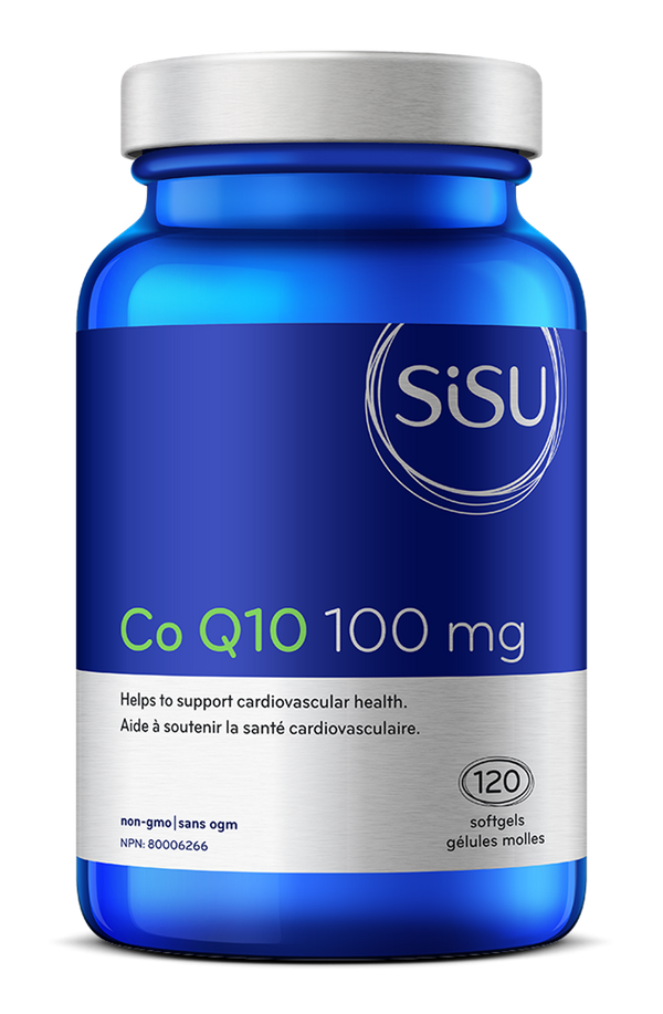 Co q10 100mg (120 gélules)