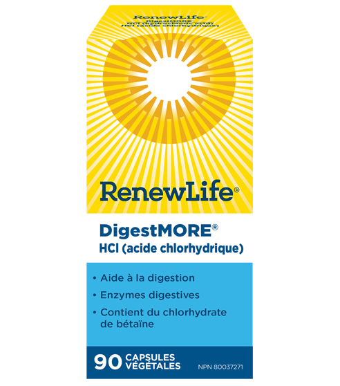Digestmore hcl (90 capsules)