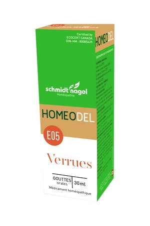 E05 verrues (30ml)