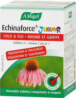 Echinaforce junior - rhume et grippe (180 comp.)