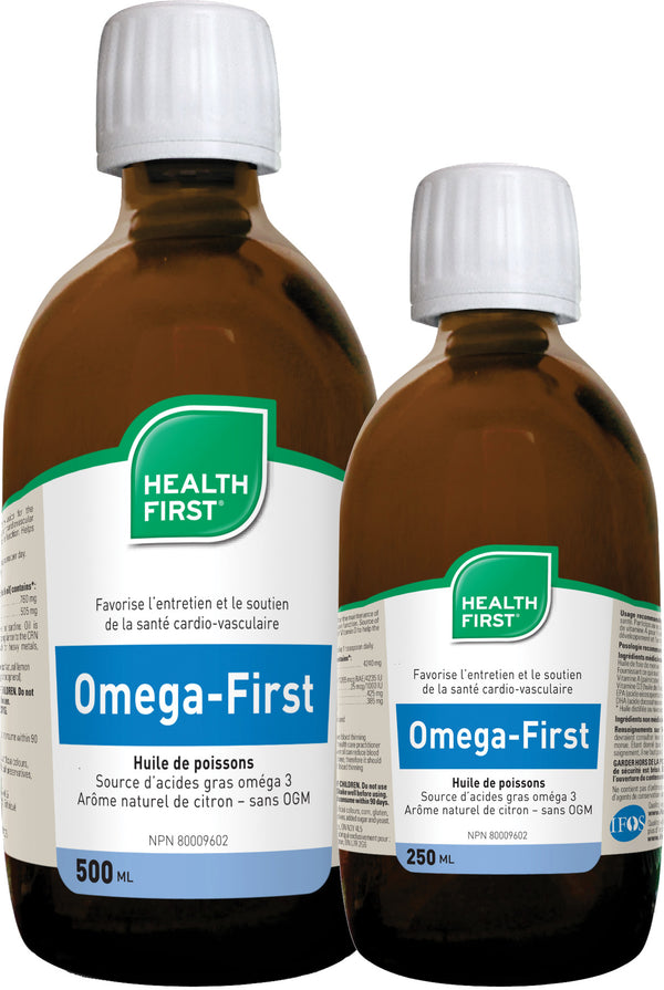 Omega-first liquide duo pack (500+250ml)