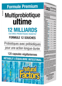 Multiprobiotique ultime 12 milliards (120 caps)